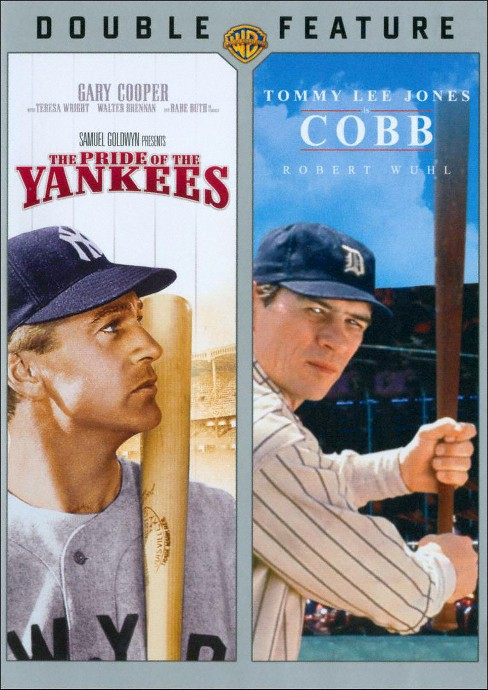 Pride of the yankees/Cobb (DVD) - image 1 of 1