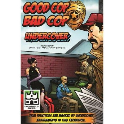 Undercover Expansion Board Game