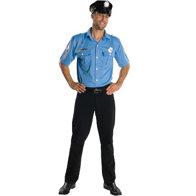 Rubie's Police Officer Adult Costume