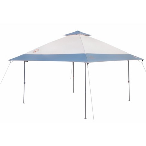 Coleman All-Night Lighted Eaved Shelter - Light Gray 13' x 13' - image 1 of 5