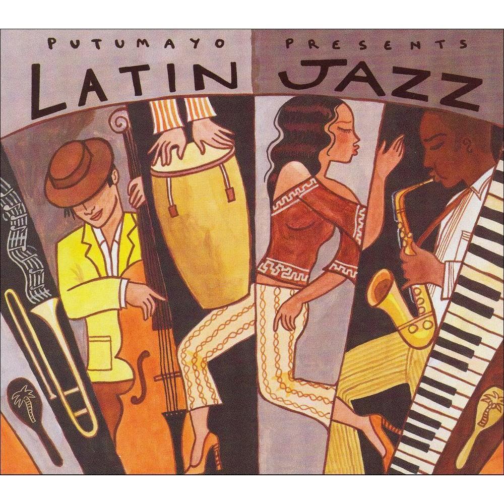 Putumayo Presents - Latin Jazz (CD)