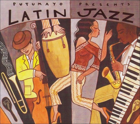 Putumayo presents - Latin jazz (CD) - image 1 of 1
