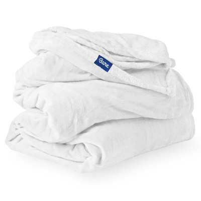 Bare Home Microplush Fleece Blanket