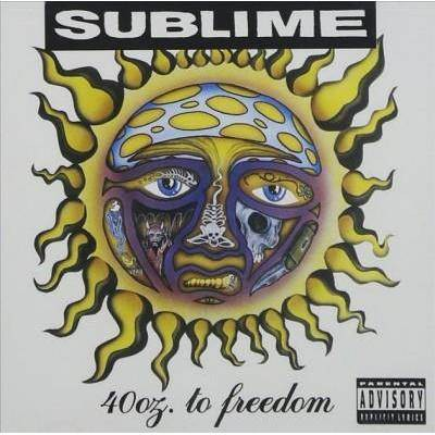 Sublime - 40oz. To Freedom (2 LP)(EXPLICIT LYRICS)(Vinyl)