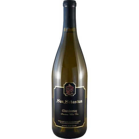 San Sebastian Chardonnay White Wine - 750ml Bottle - image 1 of 1