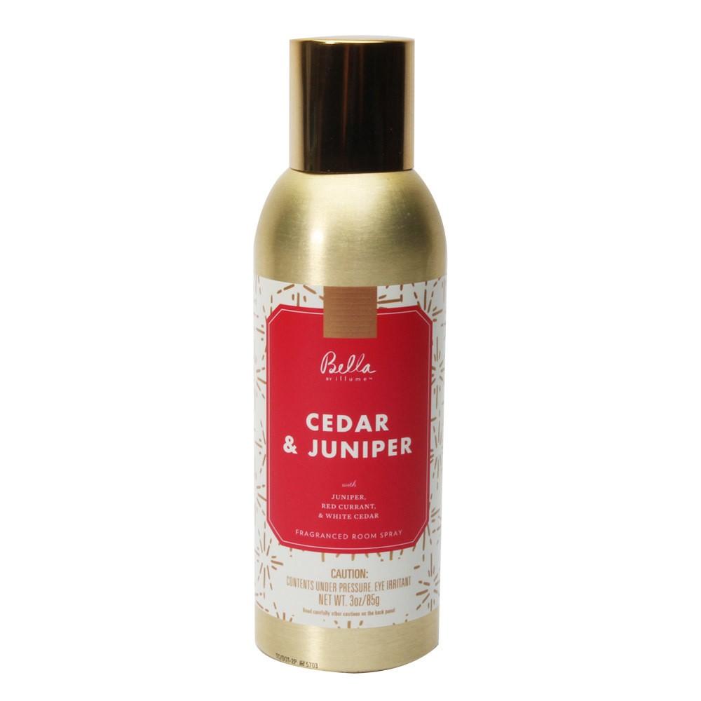 3oz Room Spray Cedar & Juniper - Bella by Illume