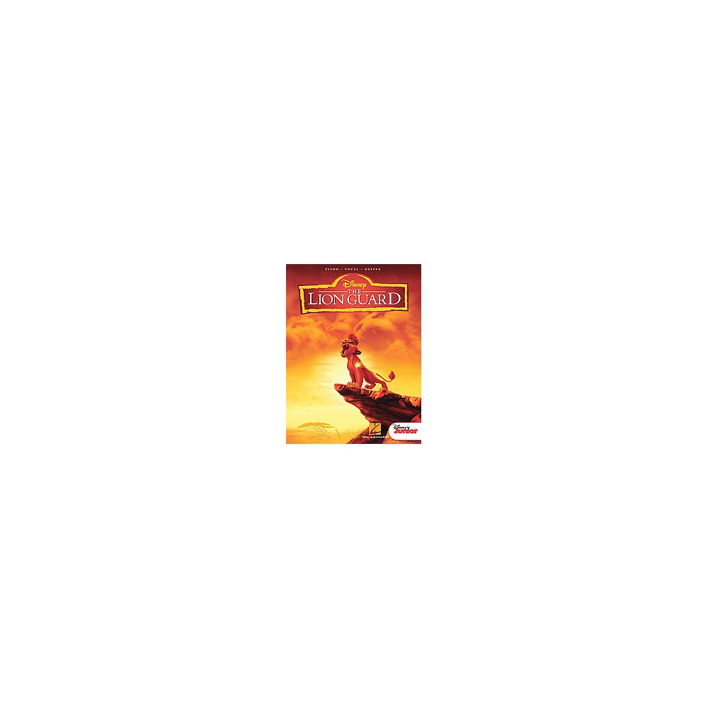 Lion Guard : Music from the Disney Junior Series Soundtrack (Paperback)