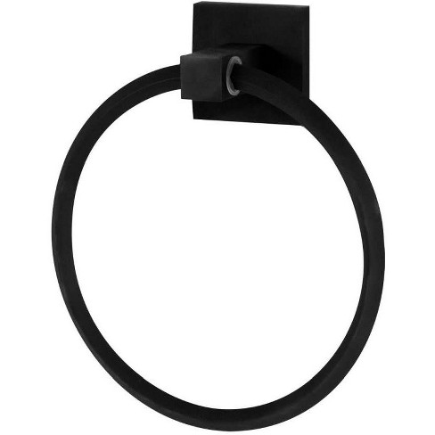 "Alno A8440 Contemporary II 6"" Wall Mounted Towel Ring - image 1 of 1"