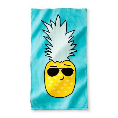 Beach Towels Energetic Aqua