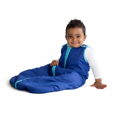 baby deedee® Sleep Nest® Peacock - M (6-18M)