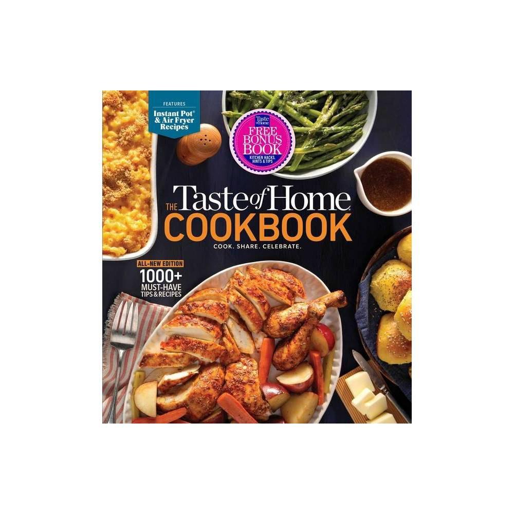 Taste Of Home Cookbook Fifth Edition W Bonus Hardcover