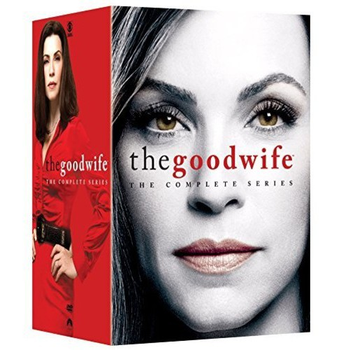 Good Wife:Complete Series (DVD) - image 1 of 1