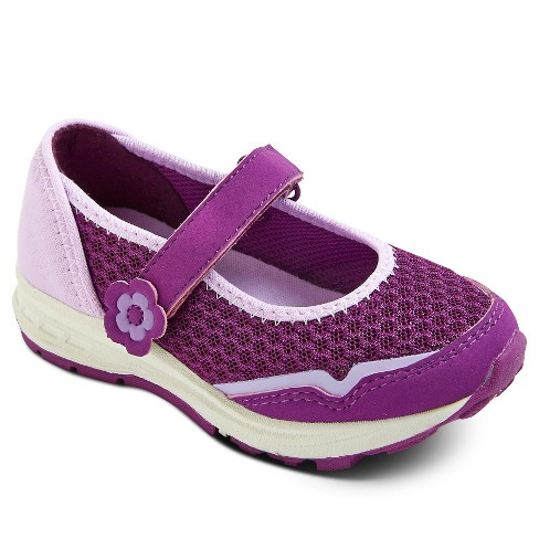 Just One You™ Made by Carter's® Toddler Girls' Kendra Mary Jane Shoes - Purple 12 - image 1 of 3