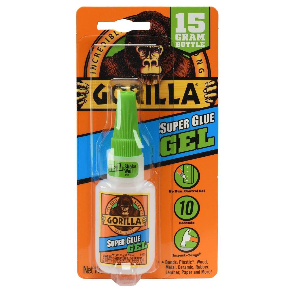 Image of Gorilla Glue 15g Clear Gel