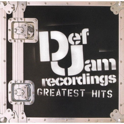 Various Artists - Def Jam:Greatest Hits (CD) - image 1 of 1