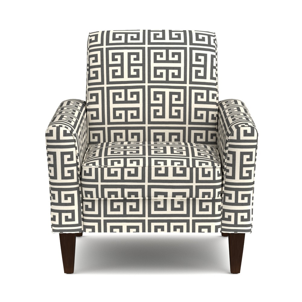 Image of Bloomfield Arm Chair - Charcoal - Handy Living