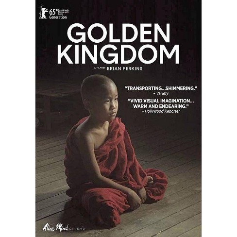 Golden Kingdom (DVD) - image 1 of 1