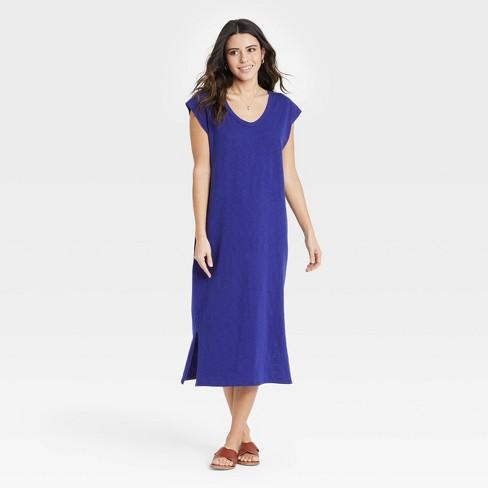 Women's Sleeveless Knit Dress - Universal Thread™ - image 1 of 3