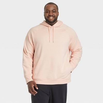 Men's Cotton Fleece Pullover Hoodie - All in Motion™