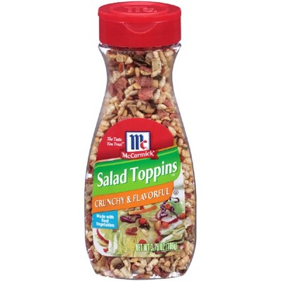 Salad Dressing & Toppings: McCormick Salad Toppins