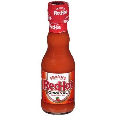 Frank's Red Hot Sauce Original - 5oz
