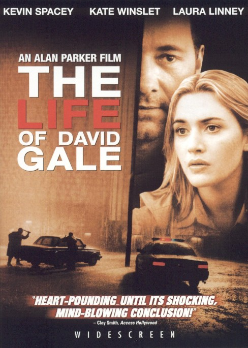 Life of david gale (DVD) - image 1 of 1