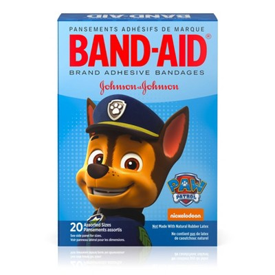 Bandages & Gauze: Band-Aid Kids