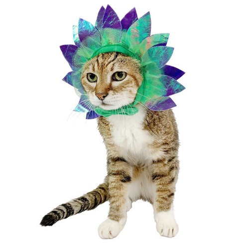 Flower Head Cat Costume - Hyde & EEK! Boutique™ - image 1 of 1