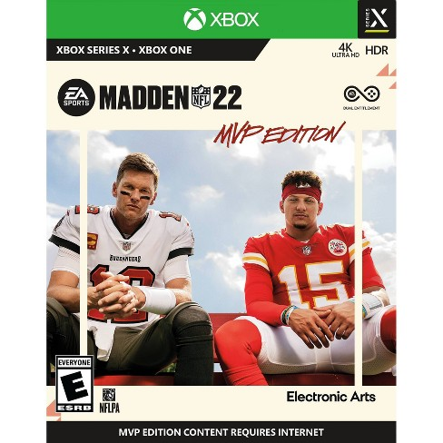 Madden NFL 22: MVP Edition - Xbox One/Series X - image 1 of 4