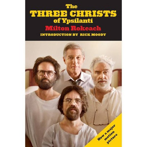 The Three Christs of Ypsilanti - by  Milton Rokeach (Paperback) - image 1 of 1