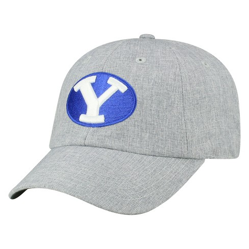 BYU Cougars Baseball Hat Grey - image 1 of 2