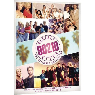 Beverly Hills 90210: The Complete Series (DVD)(2021)