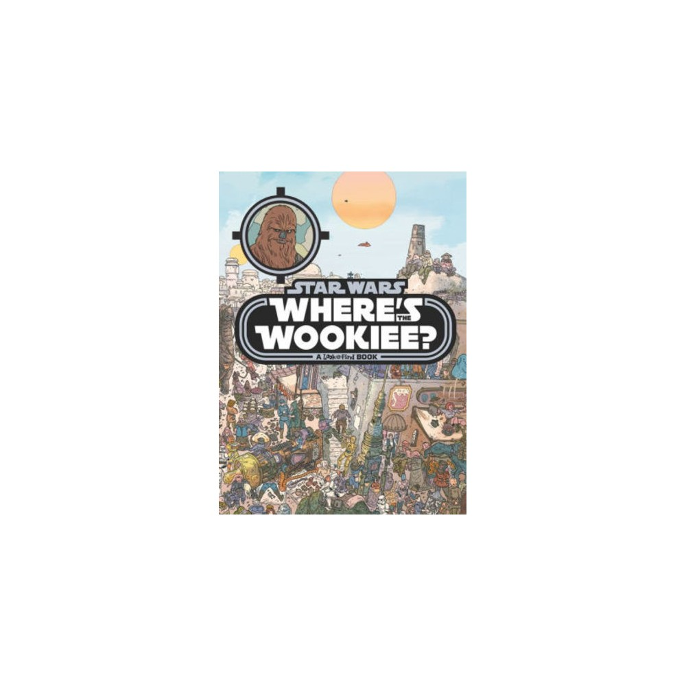 Where's The Wookiee - Star Wars Look and Find (Hardcover) (Phoenix)