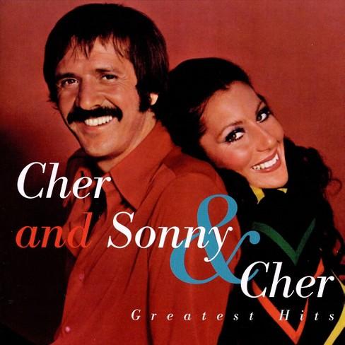 Sonny & Cher - Cher/Sonny & Cher Greatest Hits (CD) - image 1 of 1