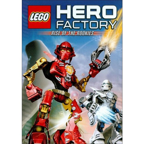 LEGO: Hero Factory d Rise of the Rookies - image 1 of 1