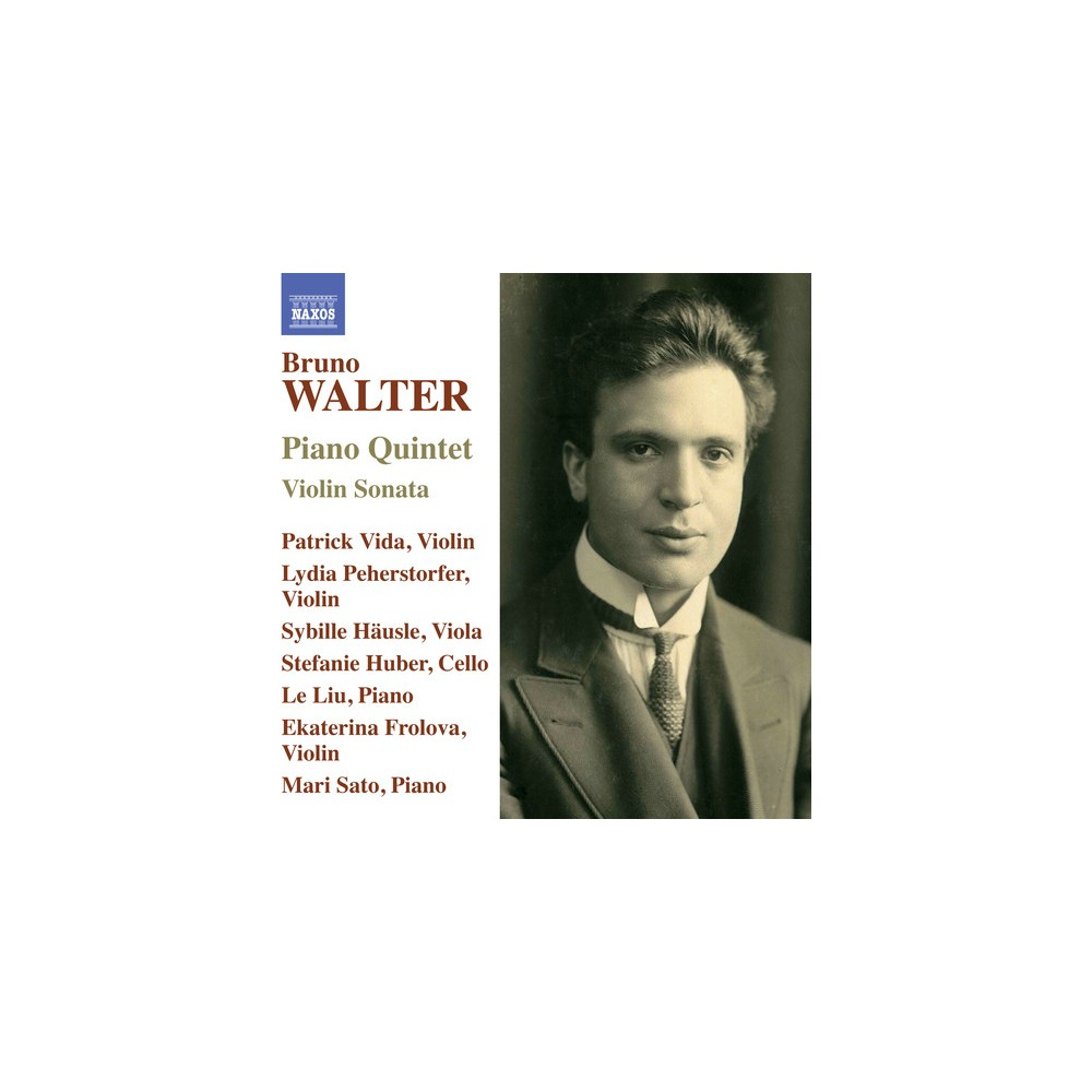 Various - Walter:Piano Qit & Violin Sonata (CD)