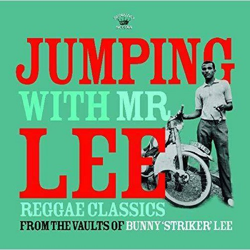 """Various - Jumping With Mr. Lee: Reggae Classics From The Vault Of Bunny """"Striker"""" Lee (CD) - image 1 of 1"""