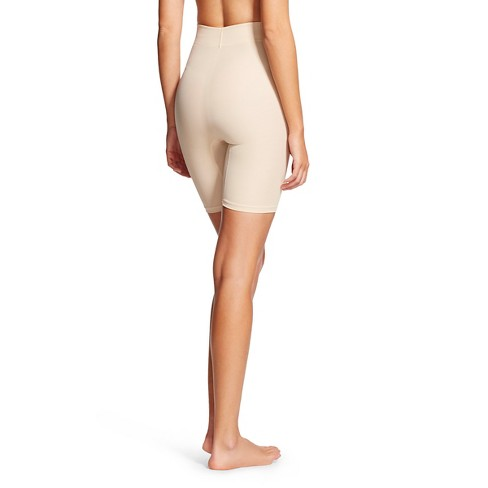 3f65751935 Maidenform® Flexees® Women s Easy-Up® Thigh Slimmer 2355 - Latte Lift L    Target