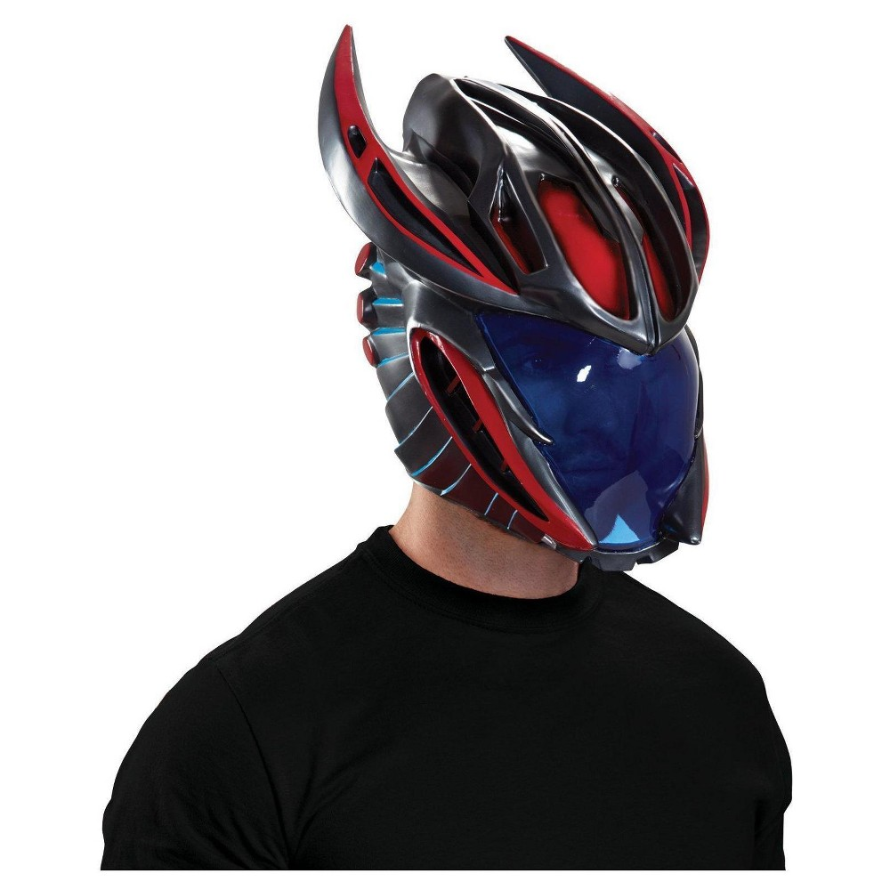 Power Rangers: Megazord Adult Helmet, Adult Unisex, Multi-Colored