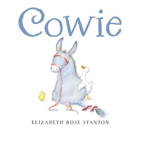 Cowie - by  Elizabeth Rose Stanton (Hardcover) - image 1 of 1