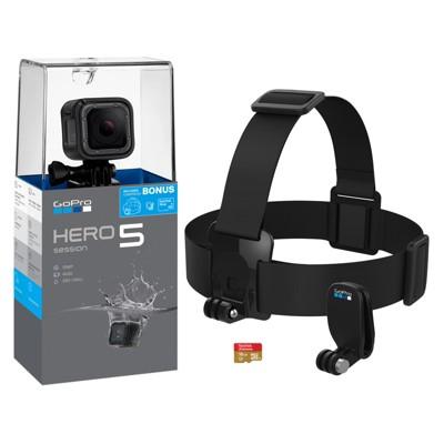 GoPro HERO5 Session Holiday Bundle - Black