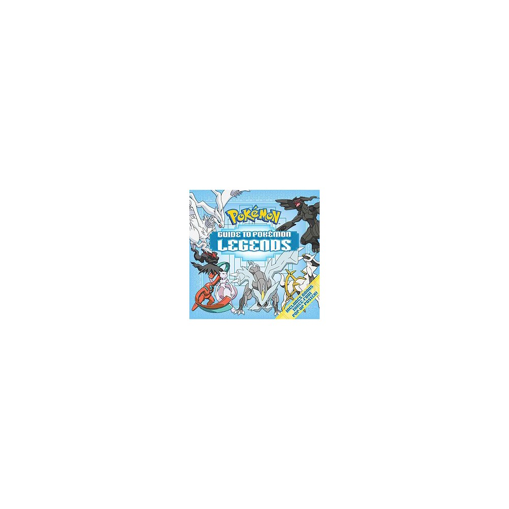Pokemon Guide to Pokemon Legends (School And Library) From Arceus to Zekrom, fans will discover dozens of the most renowned Pokemon of all time in this guide. As an added bonus, readers will find a spectacular removable pop-up poster of the legendary Pokemon Kyurem.