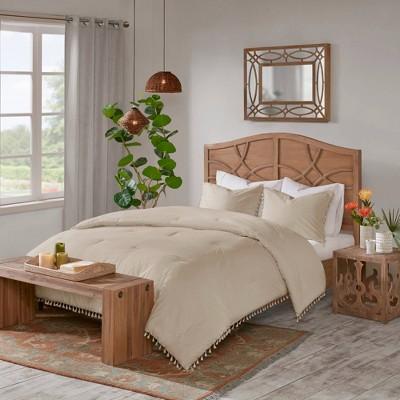 3pc Sula Cotton Comforter Set