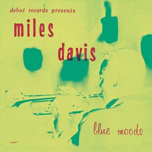 Miles Davis - Blue Moods (Vinyl) - image 1 of 1