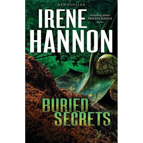 Buried Secrets - (Men of Valor) by  Irene Hannon (Paperback) - image 1 of 1
