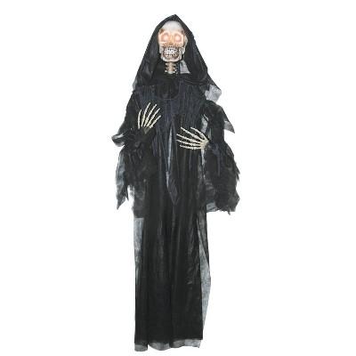 "63"" Halloween Light Up Reaper"