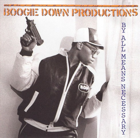 Boogie down producti - By all means necessary (Vinyl) - image 1 of 1