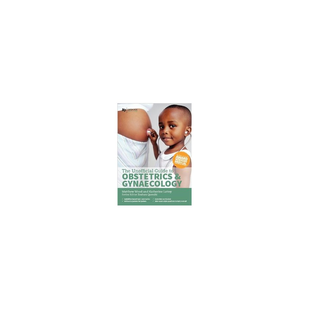 Unofficial Guide to Obstetrics & Gynaecology - 1 (Paperback)