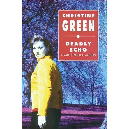 Deadly Echo - (Severn House Large Print) by  Christine Green (Hardcover) - image 1 of 1