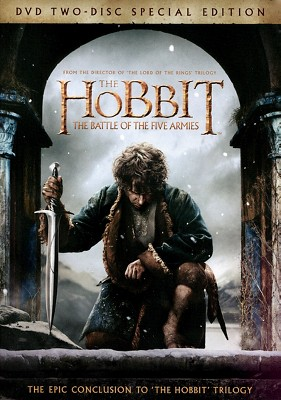 The Hobbit: The Battle of the Five Armies (UltraViolet) (DVD)
